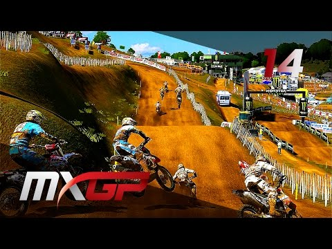 MXGP - The Official Motocross Video Game! - Gameplay/Walkthrough - Part 14 - Winning Ain't Easy! |