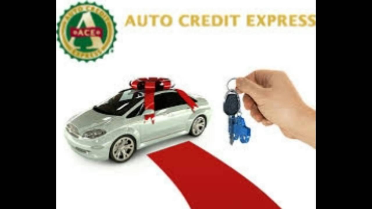 Auto Credit Express >> Auto Credit Express Loan Service