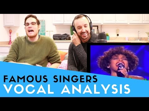 Voice Teachers React to Famous Singers Mix Differences Compilation (Feat. Steve Giles)