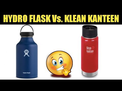 Hydro Flask Vs Klean Kanteen: Which Bottle Is Better?