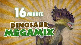 Dino Dan - Dinosaur Megamix - 16 Minutes