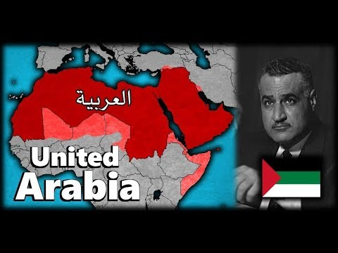 Why isn't Arabia a Country? Arabs of Lebanon, Egypt, Iraq, Syria, Saudi Arabia and More