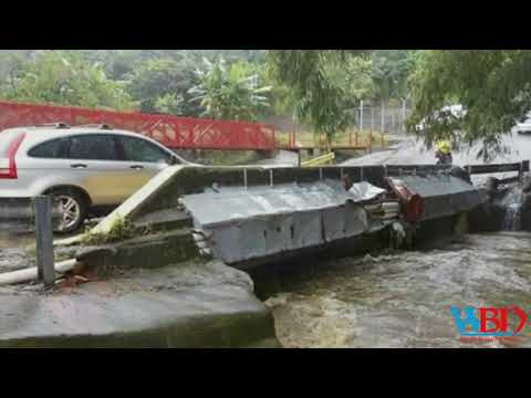 Storm nate hits in central america heads for us