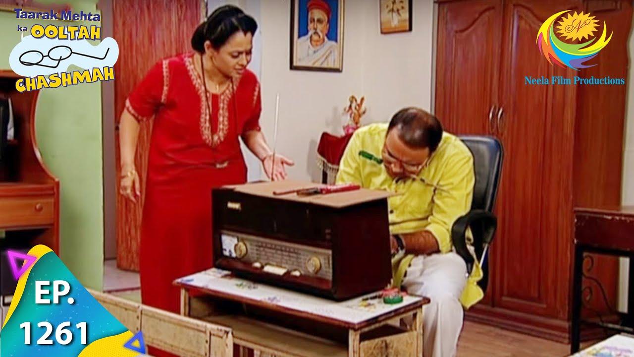 Download Taarak Mehta Ka Ooltah Chashmah - Episode 1261 - Full Episode