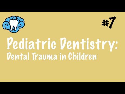 Pediatric Dentistry | Dental Trauma | NBDE Part II