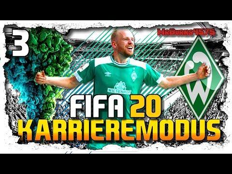 Das Supertalent ⚽ Let´s Play FIFA 20 Karrieremodus WERDER BREMEN #3