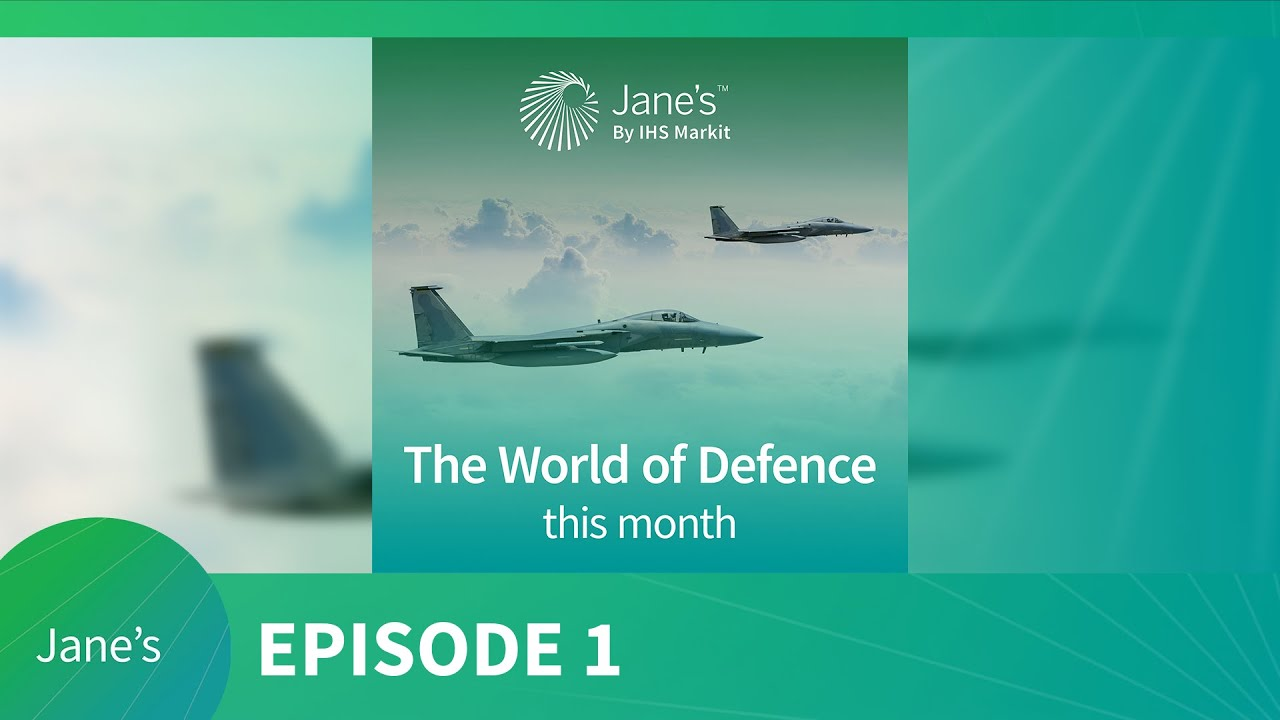 Jane's Defence Weekly - Digital, Online and Print Magazine