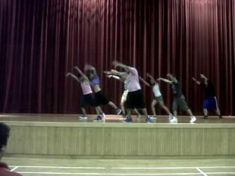D'Rush Beach Fiesta Dance Audition