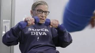 HOT NEWS   Ruth Bader Ginsburg Reacts to Oscar Nomination for RBG   The New York Times