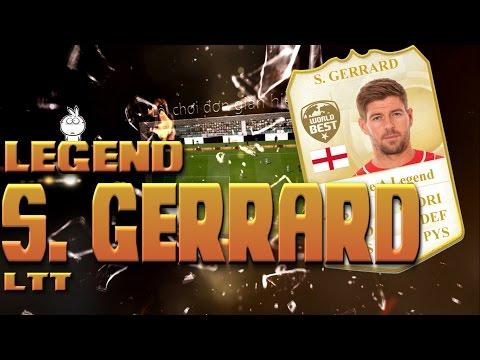 Kênh LTT | Review Steven Gerrard WB - FIFA Online 3