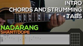 Video Shanti Dope - Nadarang Guitar Tutorial [INTRO, CHORDS + TABS] download MP3, 3GP, MP4, WEBM, AVI, FLV Juni 2018