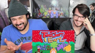 TOEJAM AND EARL - Back in the Groove Kickstarter TRAILER REACTION & REVIEW!!!