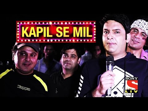 Kapil Se Mil Contest -  How To Register or Participate  For Kapil Sharma Comedy Show
