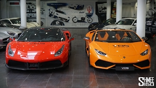 VOS Performance 488 GTB or Huracan Spyder?