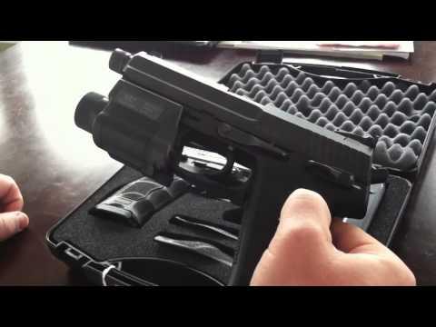 Hk P30LS 9mm
