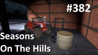Landwirtschafts Simulator 17 - Mischfutter Fail - On the Hills Seasons #382