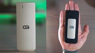 Glyph Atom SSD Review - Super Fast, Portable Storage!