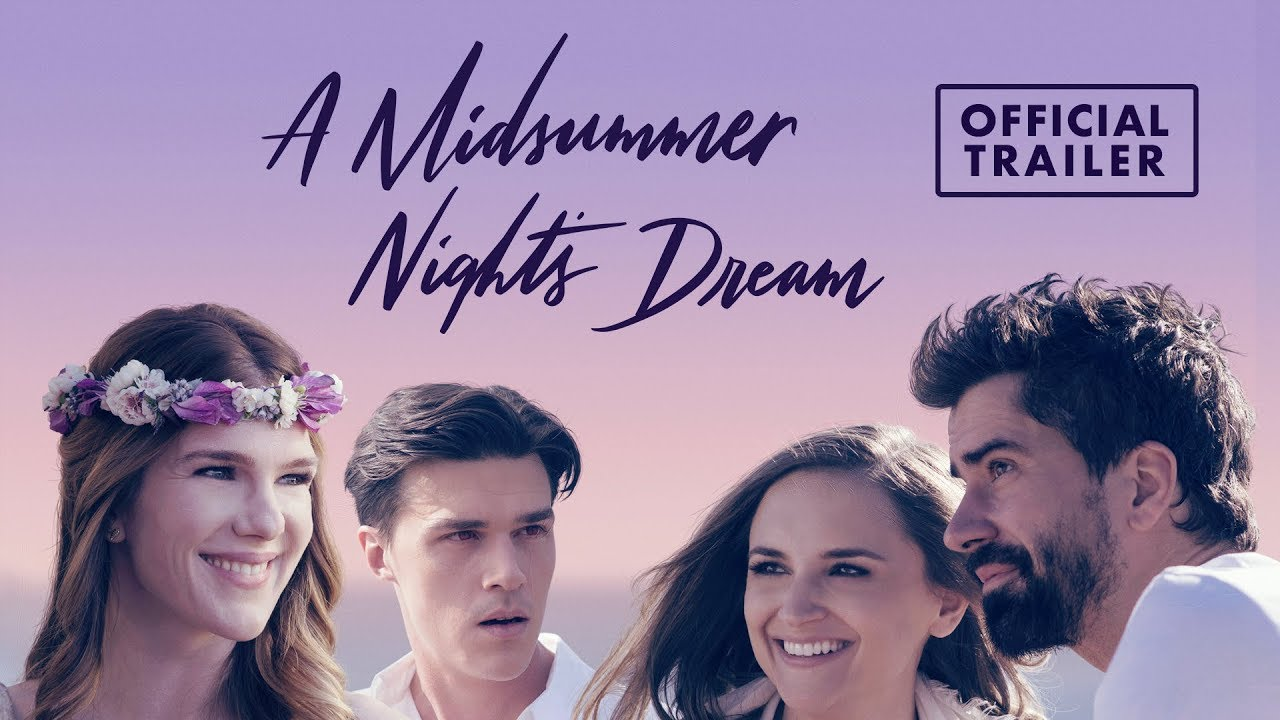 Download A MIDSUMMER NIGHT'S DREAM (2018) Official Trailer