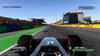 F1™ 2017 - Hungary WR Hotlap + Setup - 1:15.875 - XBOX