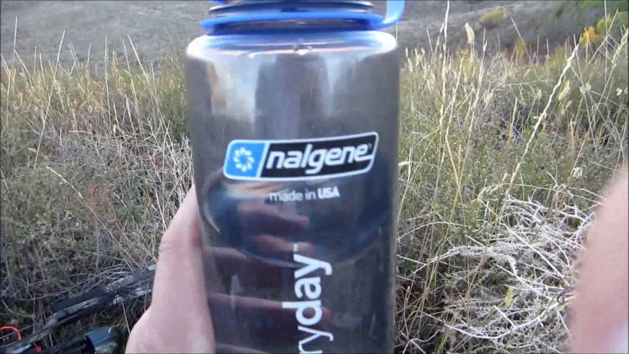 Nalgene 32 oz Wide Mouth Tritan Water Bottle Review by MUDD CREEK - YouTube f457145ecc58