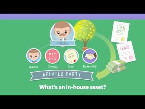 SMSF - In-house assets