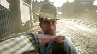 Red Dead Redemption 2 - First Person Brutal Gameplay Vol.8 (Ragdolls Compilation)
