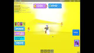 ROBLOX | Speed Simulator X [BETA] I'm inside the Pyramid!!