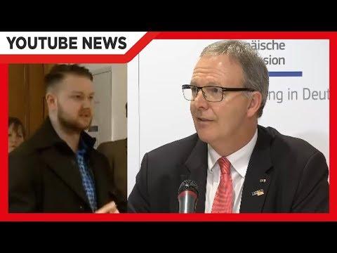 Verlage drohten mit schlechter Presse und Axel Voss bestätigt es