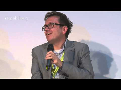 re:publica 2015 - Finding a European way on internet governance on YouTube