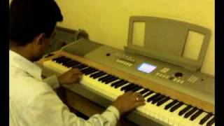 Jazz Piano Song and a Hindi song from Ghajini (GUZARISH)