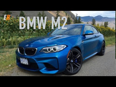 2016 BMW M2 Test Review - Is this a REAL M Car?