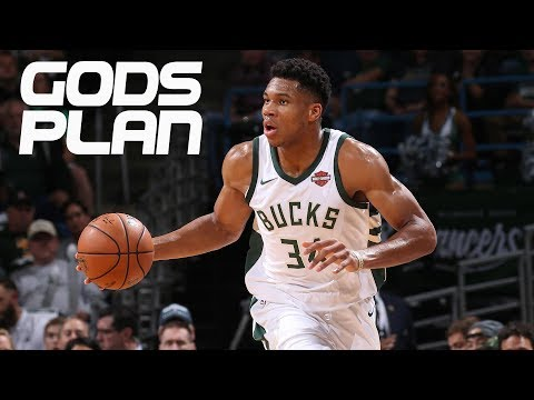 Giannis Antetokounmpo - || God's Plan || Emotional || Highlights/Mix ᴴᴰ