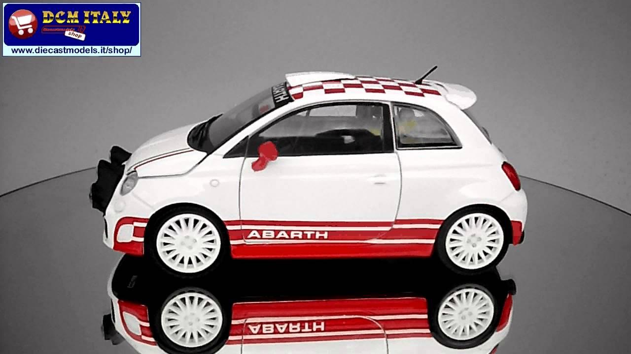 Abarth 500 Rally R3T - Mondo Motors - 1:24 - YouTube
