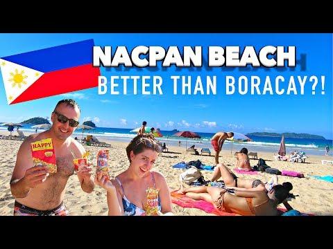 AUSTRALIANS TRY FILIPINO SNACKS   DIRT BIKE RIDE TO NACPAN! 🌴