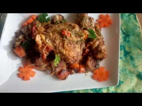 #cuisinettementvôtre-:-recette-de-poulet-dg-cameroun