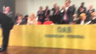 Nova diretoria da OAB é eleita