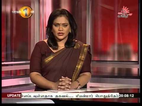 News 1st Prime time 8PM Shakthi TV news 13th November 2015