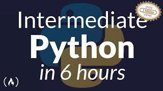 Intermediate Python Programming Course