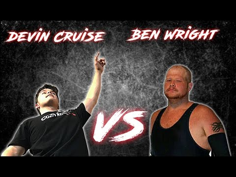 Devin Cruise vs Ben Wright