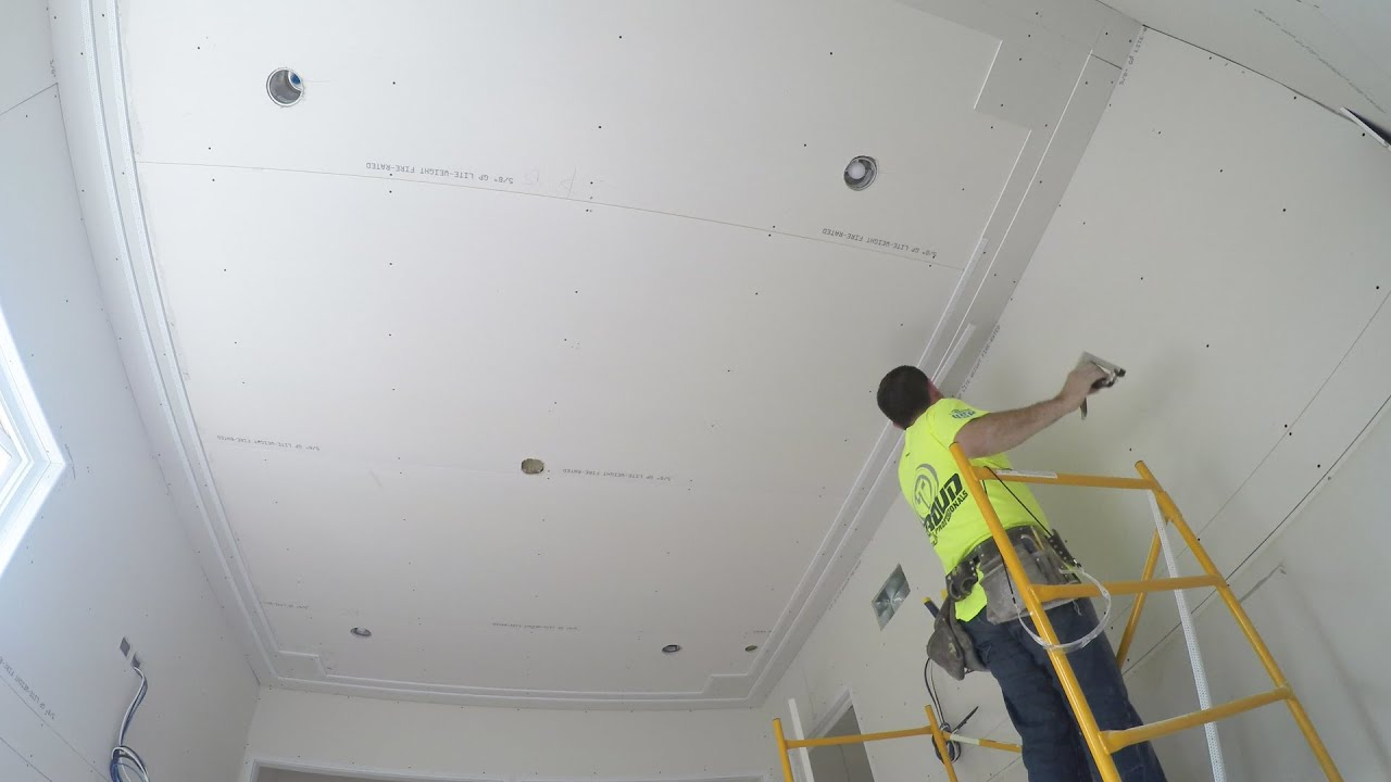 Learn How to Create Quick and Easy Ceiling Details using Trim-Tex L Bead