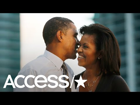 How Michelle Obama Fell In Love With Barack Obama: From Her First Impression To Their First Kiss