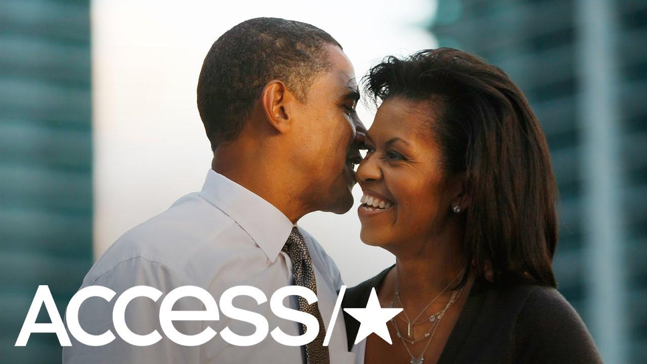 Who is barack obama dating