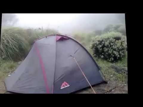 Halfmoon 2P 2014 - Merapi Mountain Tent & Halfmoon 2P 2014 - Merapi Mountain Tent - YouTube