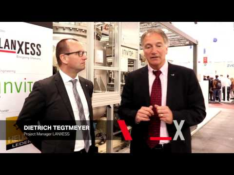 LANXESS innovation for the leather industry