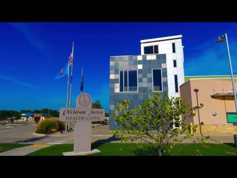 Chickasaw Nation Tishomingo Health Clinic 4K