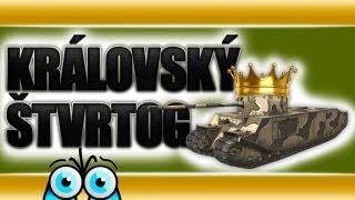 World of Tanks ♦ EP 57 ♦ Královský štvrTOG + Ako opravit mieritko [HD 1080p] [SK/CZ]