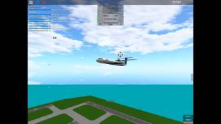 Ana Flight SERE-STCP(Roblox Places With Airliners)