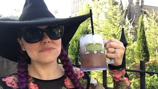 Epic Butterbeer Adventures + DIY Butterbeer = DORK LEVEL 100  *CONTEST CLOSED*