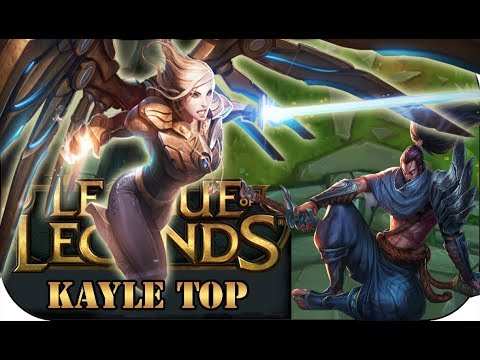 ATTACKSPEED KAYLE VS YASUO 🎮 League of Legends A-Z Gameplay Tomek