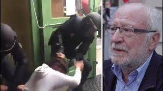 """Polizeigewalt bei Katalonien-Referendum: """"Ich hatte Angst und war in Panik"""""""